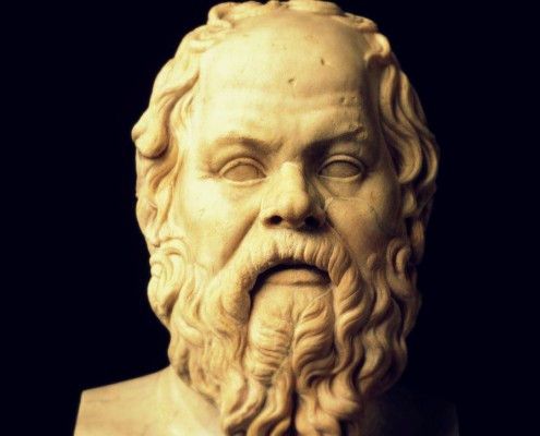 the pursuit of truth by socrates Critical thinking gives one a comprehensive view of how the mind functions (in its  pursuit of meaning and truth), and socratic questioning takes advantage of.